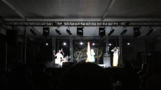 """Timbre - """"Night Girl:  Nycteris Sees the Sun"""" live at Audiofeed Festival 2016"""