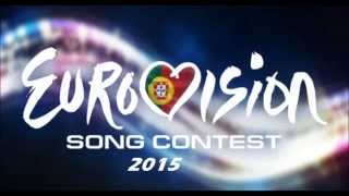 ESC 2015 - PORTUGAL - English lyrics (Studio version)