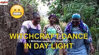 WITCHCRAFT DANCE IN DAY LIGHT-Latest Nigerian Comedy| Comedy Videos |Comedy 2019