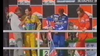 An Interview with Damon Hill from 1993
