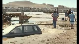 World's Driest Place, The Atacama Desert, Suffers Massive Flood and Earth Changes