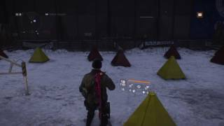 Tom Clancy's The Division™ - NPC training hard in prep for 1.6 patch