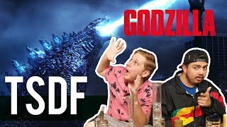 Godzilla (2014) - The Saturday Doobie Feature