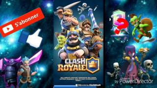 |Clash royale| PACK OPENNING !!!|