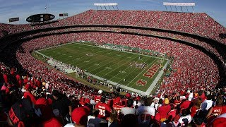 Chiefs resod Arrowhead Stadium field for AFC championship game