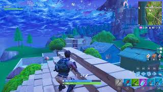 Fortnite rocket launch! (Blast off event)