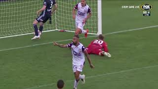 Perth Glory Vs Melbourne Victory - HIGHLIGHTS - Round 18 - Hyundai A-League 2019