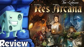 Res Arcana Review - with Tom Vasel