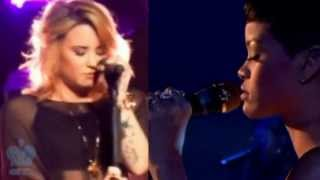 STAY - Demi Lovato and Rihanna sing together!