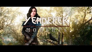 The Witcher 3: Wild Hunt - Yennefer Moments