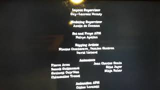 Despicable Me Home Makeover Credits