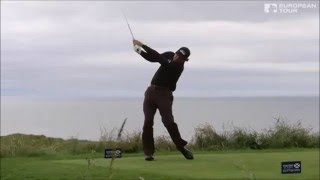 Phil Mickelson slow motion driver reviewed.