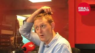Colm Cooper recalls a funny Paidi O Se helicopter story