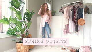 Spring Outfits for a Week | New_JENNAration