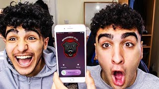 BROTHERS PRANK CALLING FOOTBALL PLAYERS! w/iSwift!