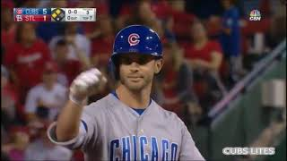 Chicago Cubs 5-1 St  Louis Cardinals Highlights MLB 9/27/17 Cubs NL Central Champions