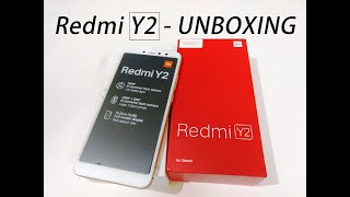 Redmi Y2 - Unboxing - In Hindi
