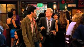How I Met Your Mother - Barney Stinson - Pharma Girl Party - German