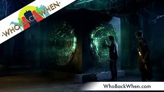 N072 The Pandorica Opens | Who Back When review