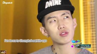 [Eng Sub] Jay Park interview