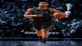 "Dennis Smith Jr. Mix - ""The Future"" ᴴᴰ"