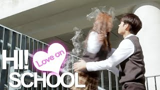 The Students Noticed That Kim Sae Ron Was an ANGEL!? [Hi School - Love On Ep 11]