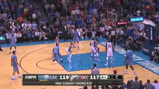 Jamal Crawford Offense Highlights 13-14 Part 3