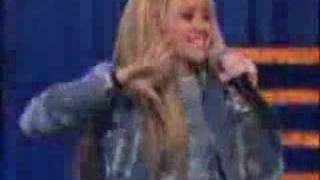 Hannah Montana - Old Blue Jeans Music Video Preview!