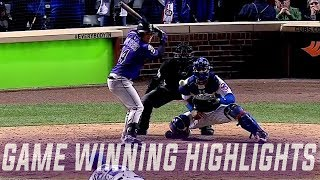 Chicago Cubs vs Colorado Rockies Highlights (Tony Wolters)