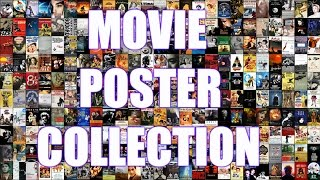 My Movie Poster Collection!