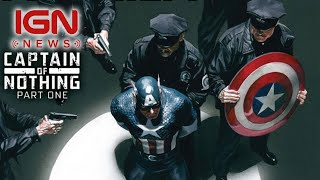 Steve Rogers Quits Being Captain America...Again - IGN News