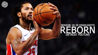 "Derrick Rose - ""REBORN"" (2019-20 Highlights) • HD"