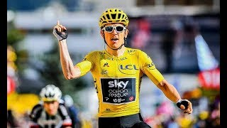 Tour de France victory has lifted not increased the pressure, insistsTeam Sky's Geraint