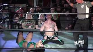Free Match Kris Statlander vs  Whisper   Beyond Wrestling