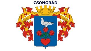 Coats of arms of cities of Csongrád County