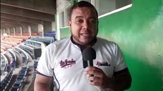 DEPORTES TIBURÓN TV / ENTREVISTA EXCLUSIVA A RICHARD DIAZ