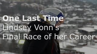 Lindsey Vonn - One Last Time