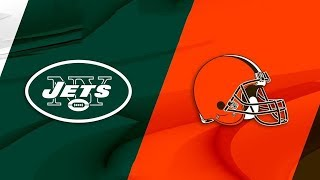 Cleveland Browns vs New York Jets Live Stream NFL Week 2 Jets vs Browns LIVE