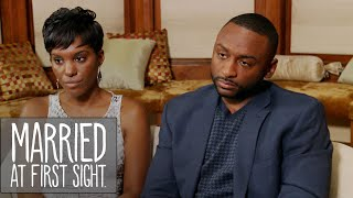 Married at First Sight: Sheila and Nate Both Messed Up (Season 5, Episode 16) | MAFS