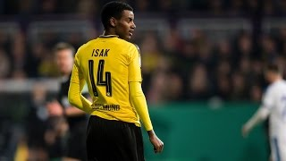 Alexander Isak vs. SF Lotte [Debut] 14|03|2017