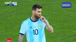 Brazil vs Argentina 2-0 highlights and goals Copa America 2019 - 1st Half