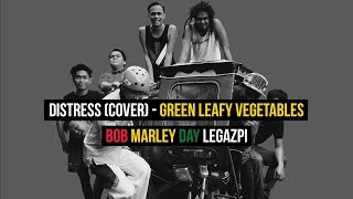 GREEN LEAFY VEGETABLES - Distress (cover)