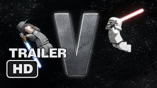 LEGO Star Wars V: The Impossible Strike - Fan Film Trailer
