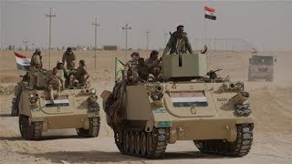 Iraqi PMF prepares to counter possible threats of Daesh penetration