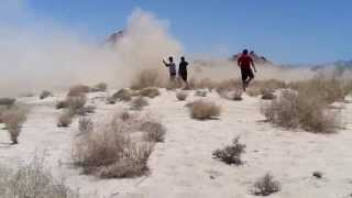 Baja 500 2015 robby vs apdaly accidente