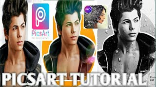 Photo Editing is picsart  background change in picsart  photo editing in android phone  siddhart