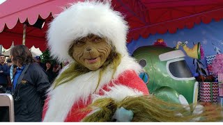 The BEST of The Grinch 2018 Grinchmas at Universal Studios Hollywood