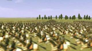 History Channel Decisive Battles Attila The Hun Part 1 of 2