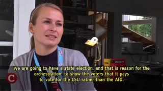 """We will help to overthrow Merkel"": AfD Corinna Miazga - Die Woche COMPACT of 17:06:18"