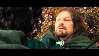 The Lord of the Rings: The Fellowship of the Ring-My brother, My captain, My king